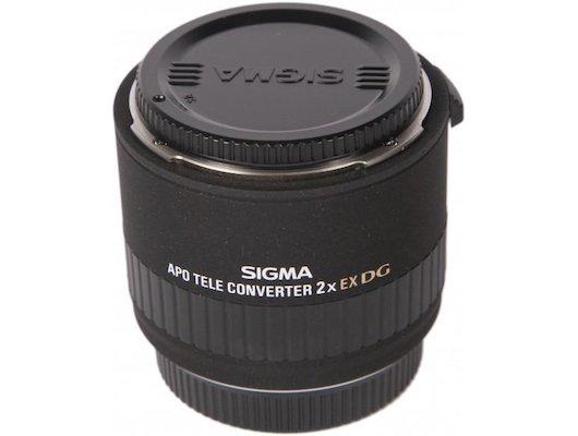 Объектив Sigma APO TELE 2.0 X EX DG CANON