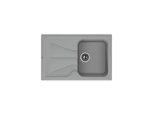 Кухонная мойка Florentina ГАТТИНАРА 780 Грей FSm