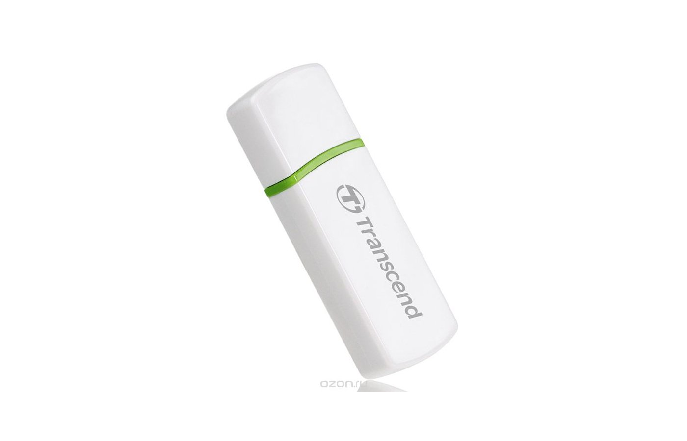 Картридер Transcend TS-RDP5W USB 2.0 MMC / SD / microSD / M2 Reader White