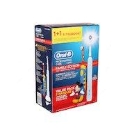 Фото Зубные щетки электрические Oral-B PC 500 + Oral-B Mickey Kids Free