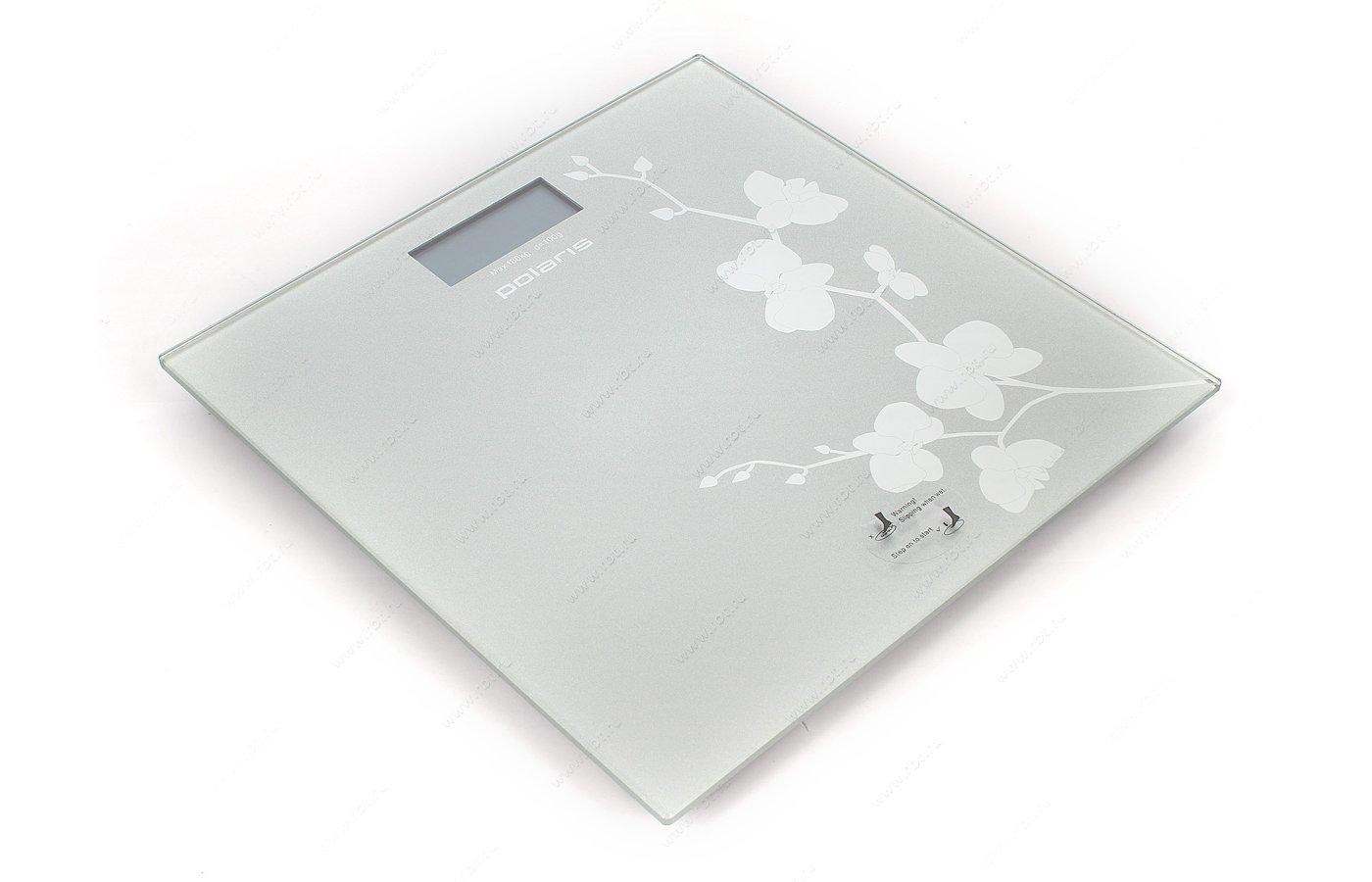 Весы напольные POLARIS PWS 1845DG Mirror