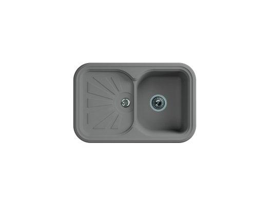 Кухонная мойка Florentina КРИТ 780 Грей FSm
