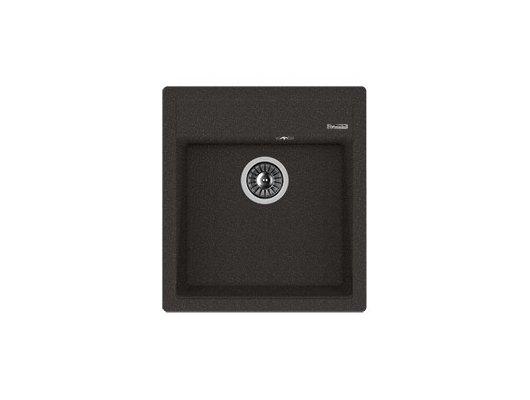 Кухонная мойка Florentina ЛИПСИ 460 Черный FG