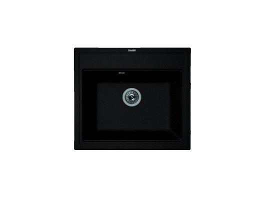 Кухонная мойка Florentina ЛИПСИ 600 Антрацит FSm