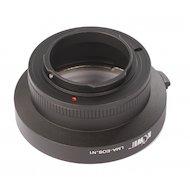 Фото JJC KIWIFOTOS LMA-EOS-N1 (Canon EF- Nikon 1) Переходное кольцо