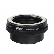 JJC KIWIFOTOS LMA-NK(G)-N1 (Nikon G- Nikon 1) Переходное кольцо