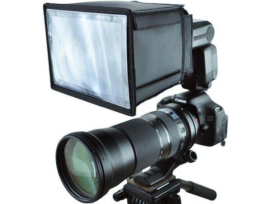 Вспышка JJC FX-C600 для CANON 600EX-RT Мультипликатор вспышки