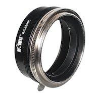 Фото JJC KIWIFOTOS BR-1K Комплект реверсивное кольцо+адаптер фильтра для NIKKOR 52mm