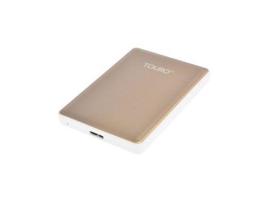 Внешний жесткий диск HGST USB 3.0 1Tb HTOSEA10001BCB Touro S (7200 об/мин) 2.5 красный