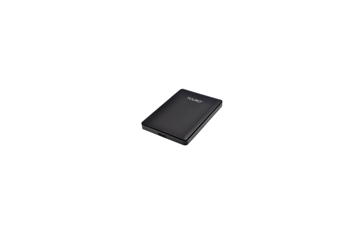 "Внешний жесткий диск HGST USB 3.0 1Tb HTOSEA10001BHB Touro S (7200 об/мин) 2.5"" серый"