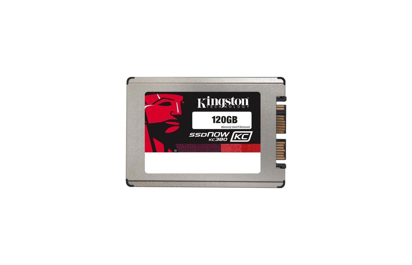 SSD жесткий диск Kingston micro 1.8 SATA-III SKC380S3/120G 120GB SSDNow KC380 SSD