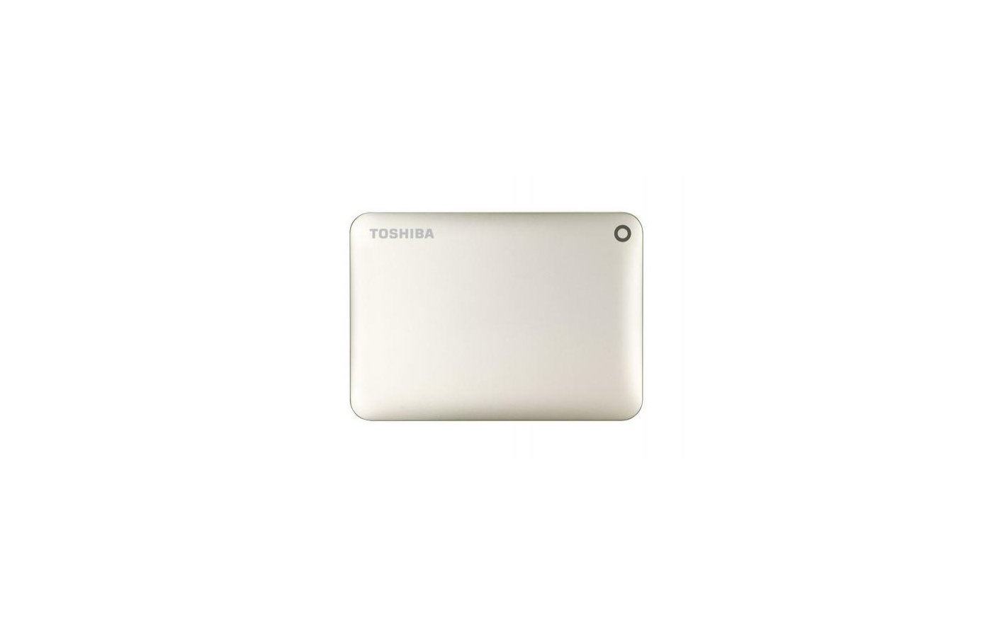 Внешний жесткий диск Toshiba HDTC810EW3AA 1Tb CANVIO Connect II белый