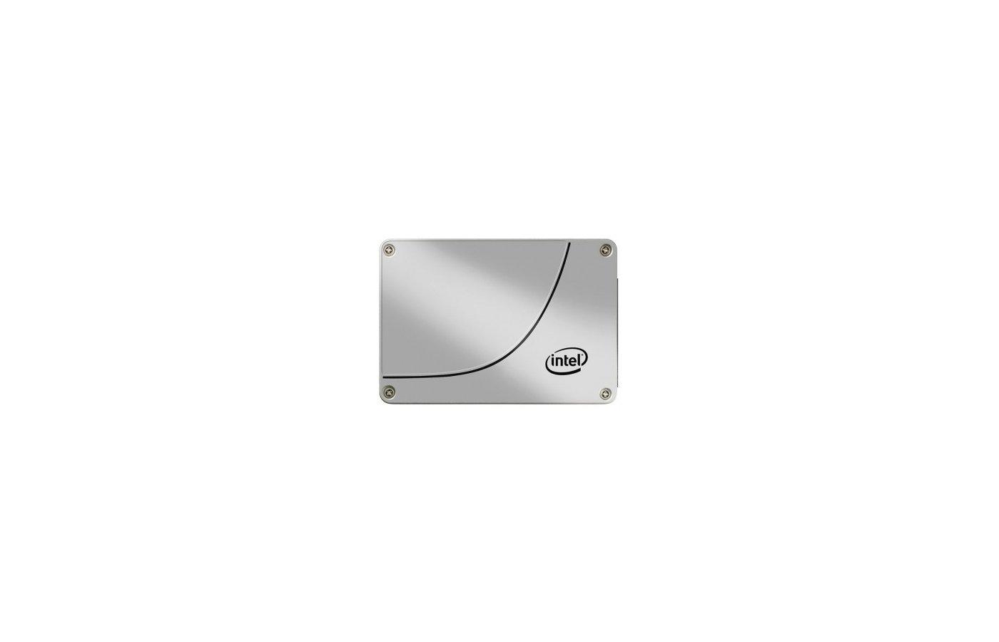 """SSD жесткий диск Intel Original SATA-III 200Gb SSDSC2BA200G301 S3700 Series 2.5"""" w460Mb/s MLC"""