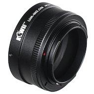 Фото JJC KIWIFOTOS LMA-M42-C/M (M42-Canon EF-M) Переходное кольцо