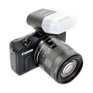 Фото Вспышка JJC FC-90EX белый для Canon 90EX рассеиватель