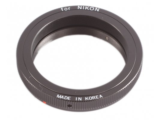 SAMYANG ATM-N Адаптер для установки объективов T-Mount на камеры Nikon