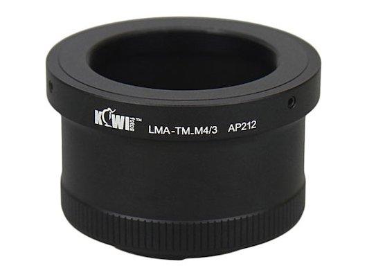 JJC KIWIFOTOS LMA-TM-M4/3 Т-кольцо
