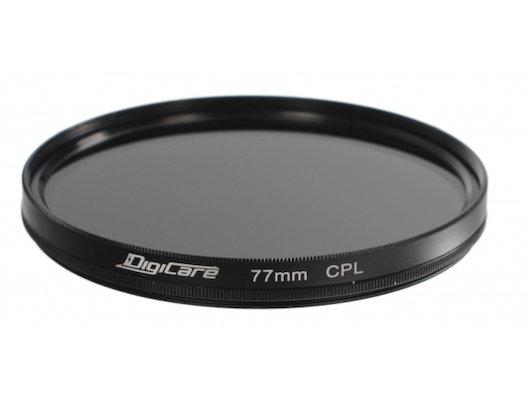 Фильтр DigiCare 77mm CPL поляризационный