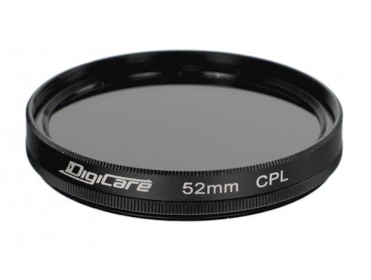 Фильтр DigiCare 52mm CPL поляризационный