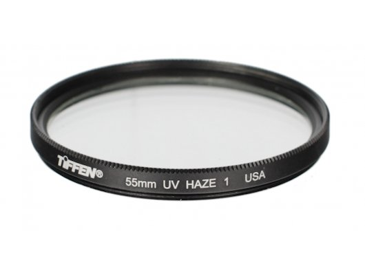 Фильтр TIFFEN 55MM UV HAZE 1 FILTER