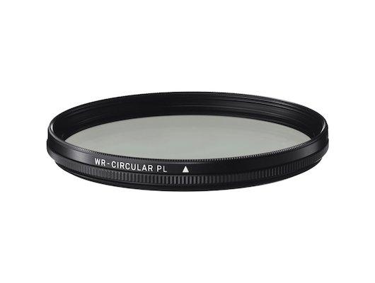 Фильтр SIGMA WR CPL 86mm