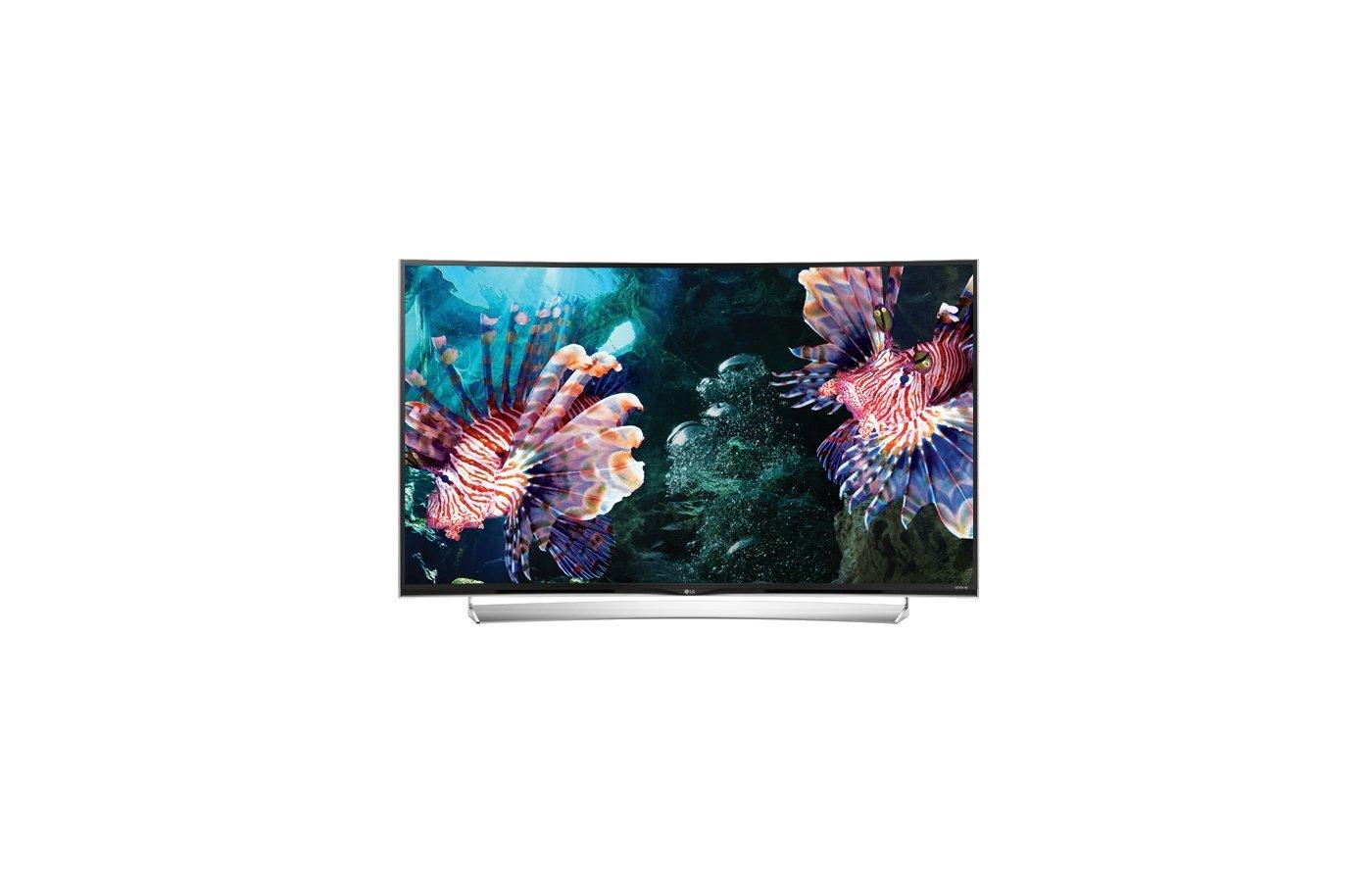 4K 3D (Ultra HD) телевизор LG 55UG870V
