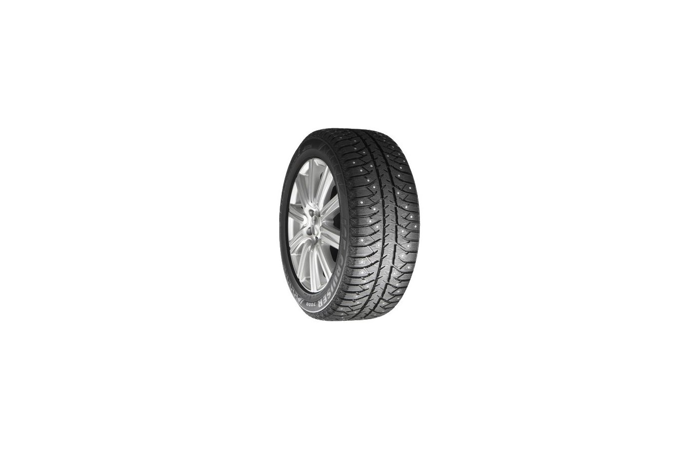 Шина Bridgestone Ice Cruiser 7000 215/70 R16 TL 100T шип