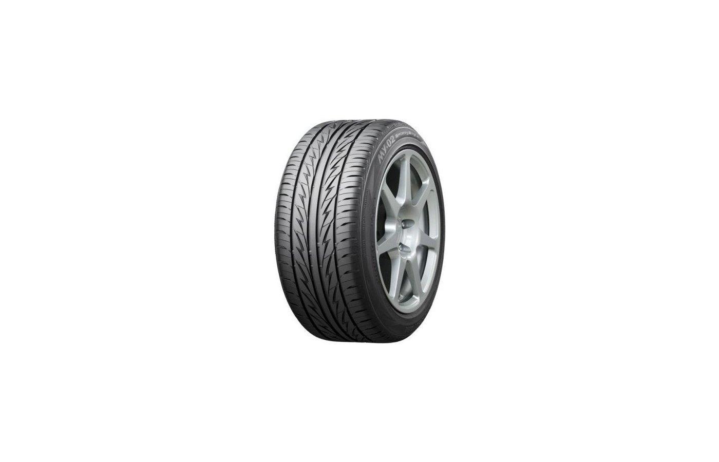 Шина Bridgestone MY-02 Sporty Style 195/50 R15 TL 82V