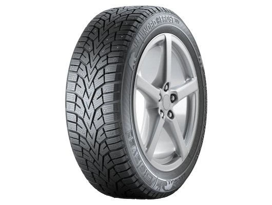 Шина Gislaved NordFrost 100 195/55 R15 TL 89T XL шип