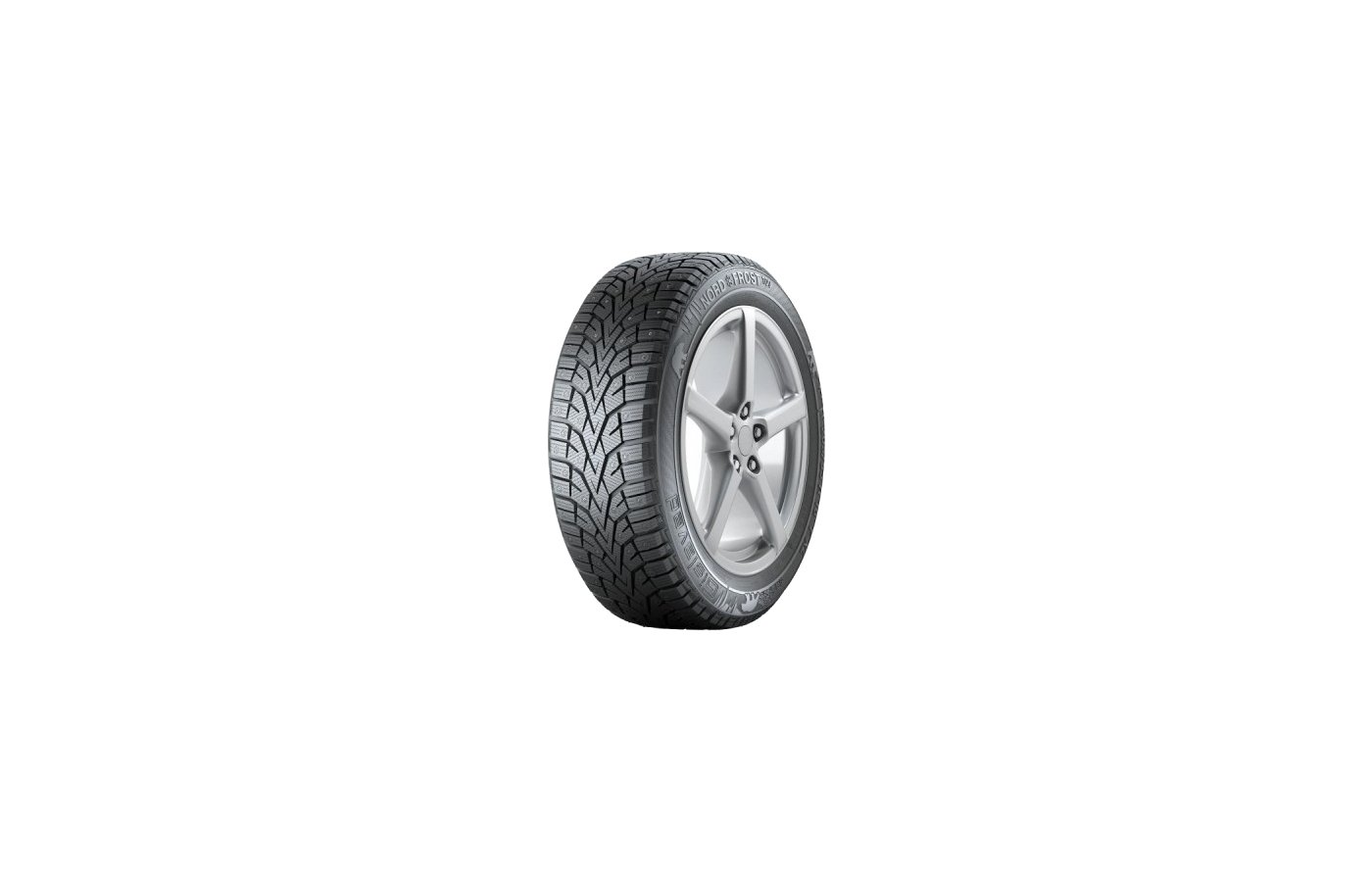 Шина Gislaved NordFrost 100 195/65 R15 TL 95T XL шип