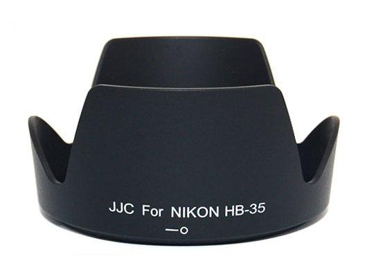 Бленда JJC LH-35 для Nikkor AF-S 18-200mm f/3.5-5.6G ED-IF DX VR