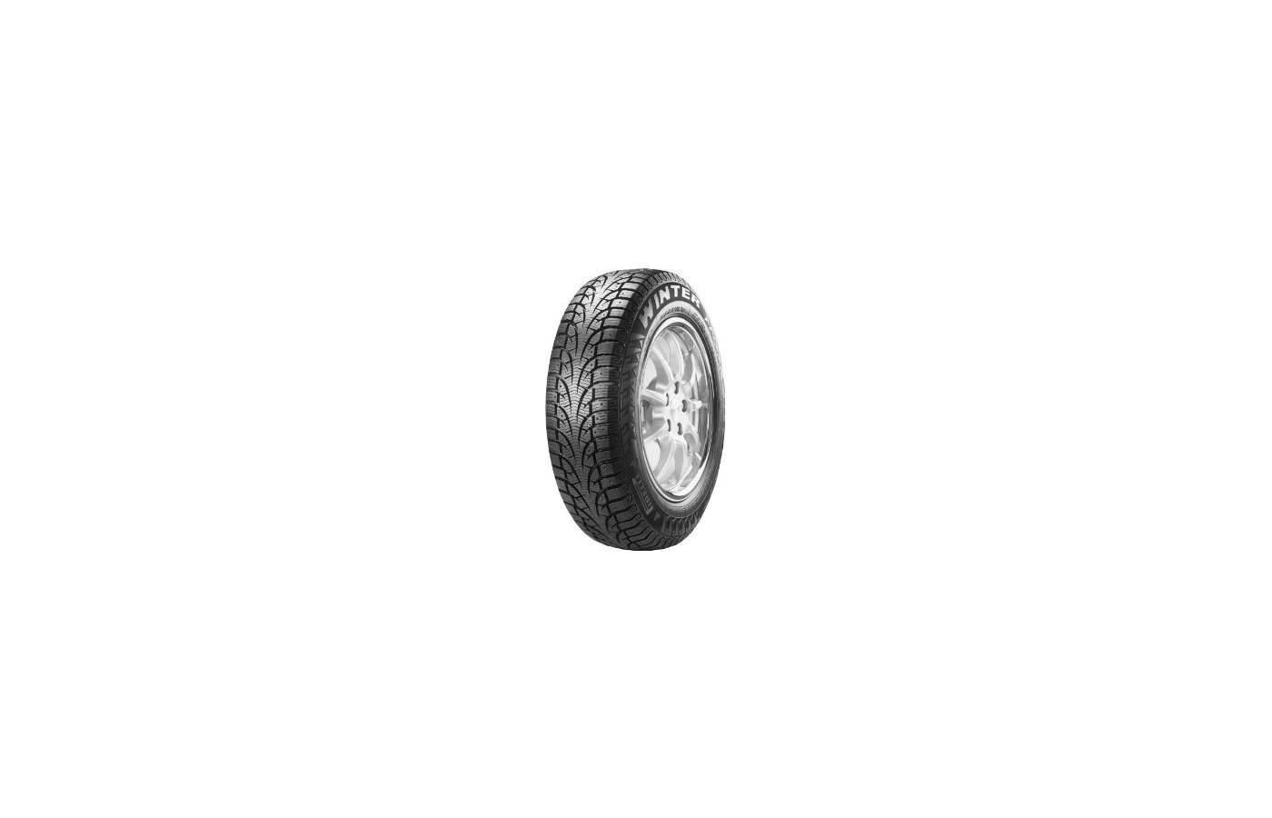 Шина Pirelli Winter Carving Edge 225/55 R17 TL 101T XL шип