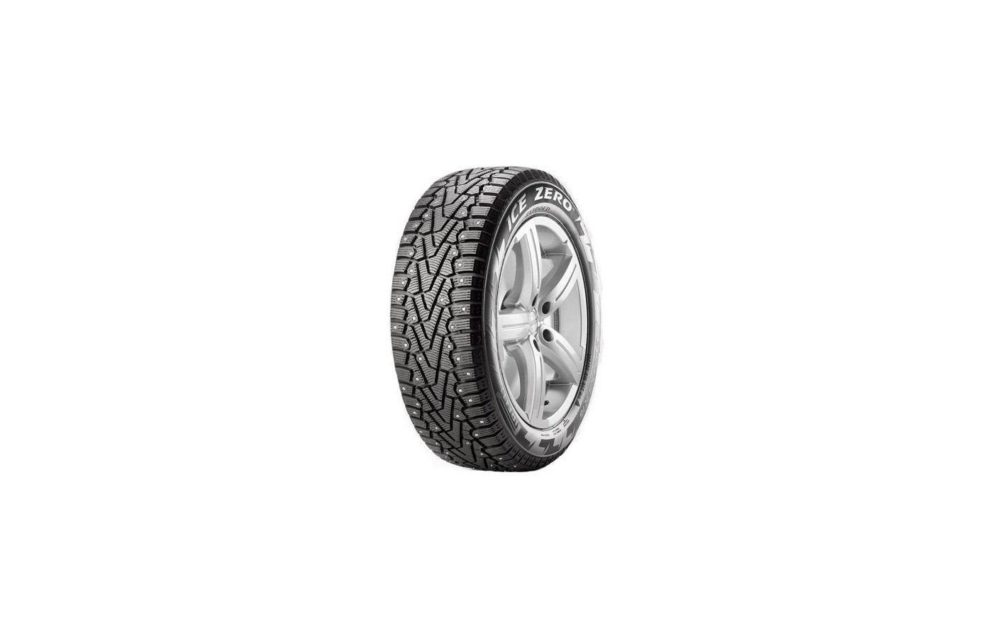 Шина Pirelli Winter Ice Zero 205/60 R16 TL 96T XL шип
