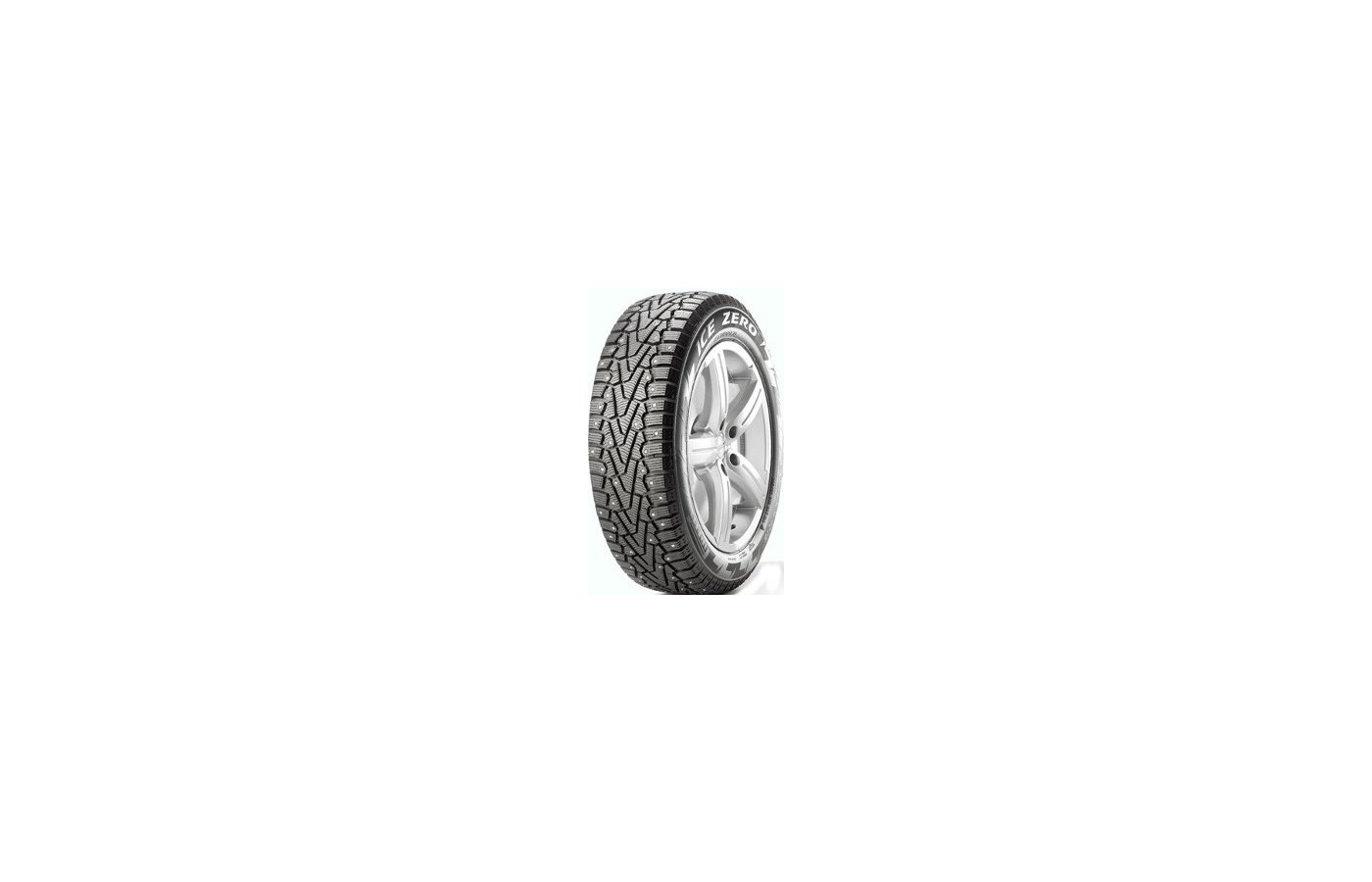 Шина Pirelli Winter Ice Zero 245/40 R18 TL 97H XL шип