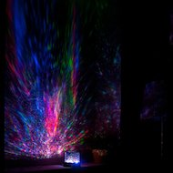 Фото Декоративный светильник LEOMAX Ночник Галактика LTT3949