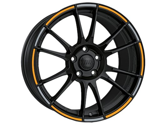 Диск NZ SH670 6.5x16/5x114.3 D60.1 ET45 MBOGS