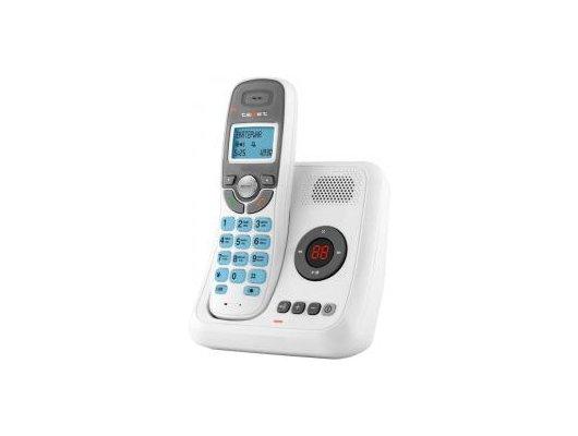 Радиотелефон TeXet TX-D6955A белый