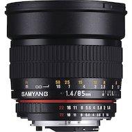 Объектив SAMYANG MF 85mm f/1.4 AS IF Sony A