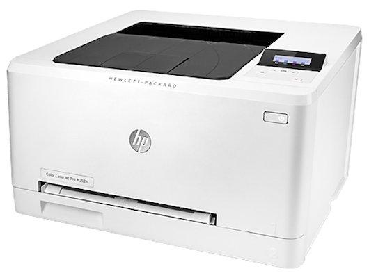Принтер HP Color LaserJet Pro M252n /B4A21A/