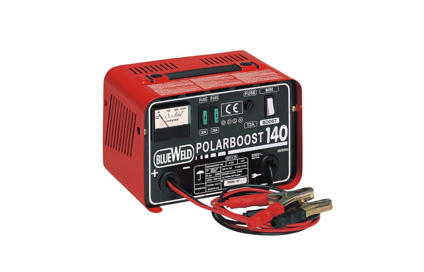Автомобильное зарядное устройство BLUEWELD POLARBOOST 140