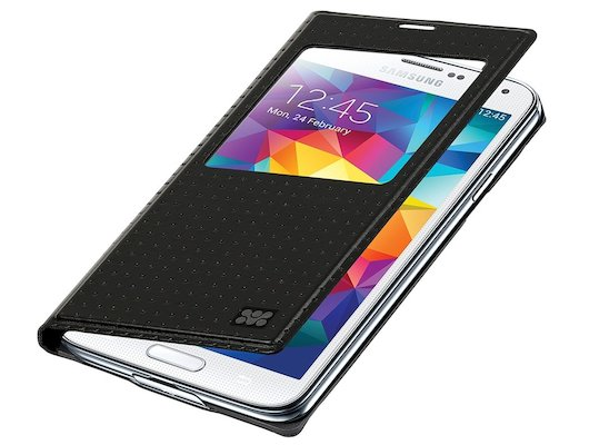 Чехол Promate Admin-S5 для Samsung Galaxy S5 (SM-G900) черный