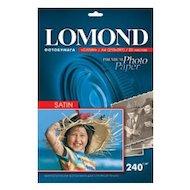 Фотобумага Lomond 1105100 A4/240г/м2/20л. высокоглянцевая для струйной печати