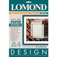 Фото Фотобумага Lomond 0920041 A4/200г/м2/10л./белый глянцевое лён для струйной печати
