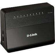 Сетевое оборудование D-Link DSL-2750U/RA/U2A ADSL2+