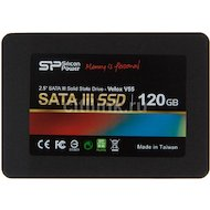 "Фото SSD жесткий диск Silicon Power Original SATA-III 120Gb SP120GBSS3V55S25 V55 2.5"" w490Mb/s"