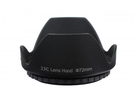 Бленда JJC LS-72 пластиковая 72mm