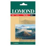 Фотобумага Lomond 0102084 10x15см/230г/м2/500л. матовая для струйной печати 720/1440dpi