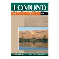 Фотобумага Lomond 0102074 A4/140г/м2/100л. матовая для струйной печати до 2880dpi hv