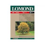 Фото Фотобумага Lomond 0102055 A4/160г/м2/50л./белый глянцевое для струйной печати