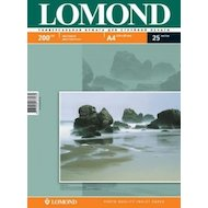 Фотобумага Lomond 0102052 A4/200г/м2/25л. матовая для струйной печати до 2880dpi